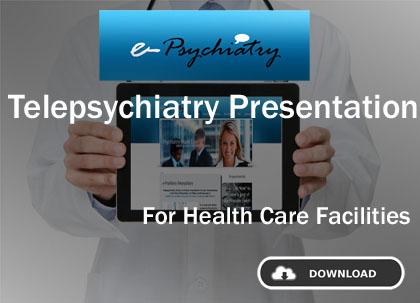 Health Care Facilities Telepsychiatry